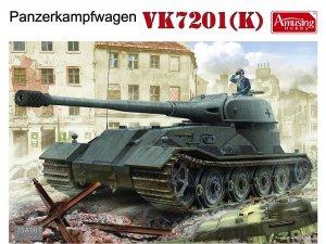 German Panzerkapfwagen VK7201  (Vista 1)