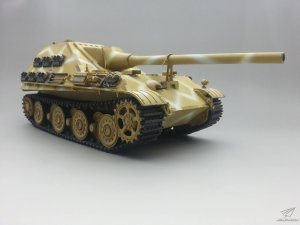 German Jagdpanther II tank destroyer  (Vista 3)