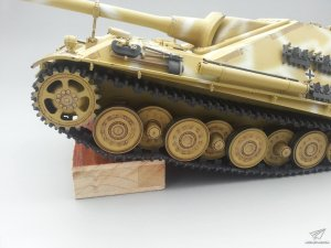 German Jagdpanther II tank destroyer  (Vista 4)
