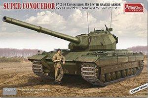 Super Conqueror FV214 Conqueror Mk.I w/   (Vista 1)