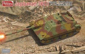 Jagdpanzer 38D  (Vista 1)