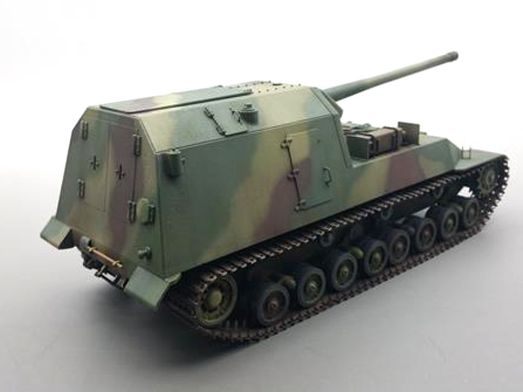 JA Experimental Gun Tank TYPE 5 Ho-Ri I  (Vista 3)