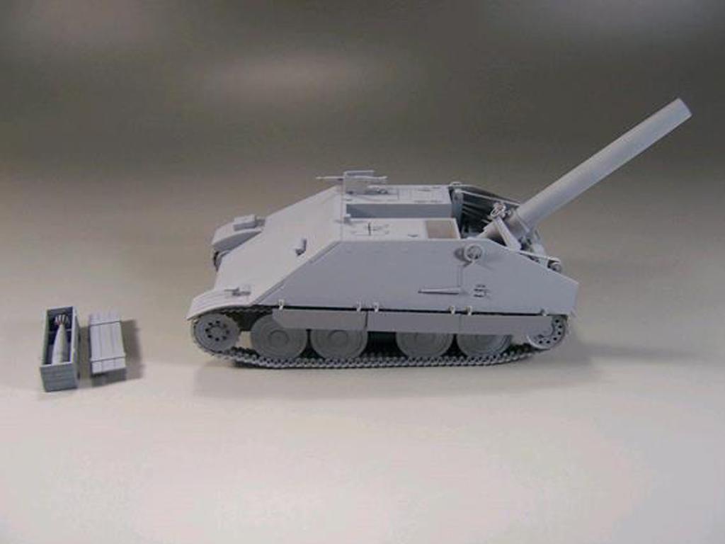 Sturmmorser 38D 28cm (Vista 2)