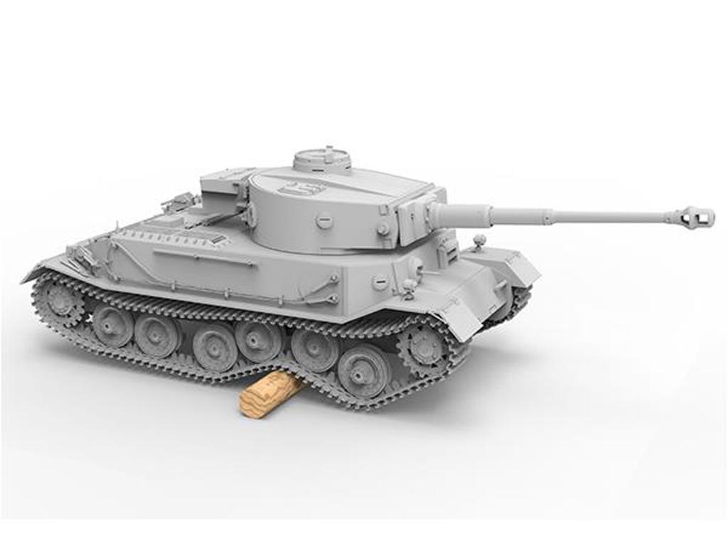 Pz.Kpfwg.VI Tiger(P) Truppenübfahrzeug (Vista 3)