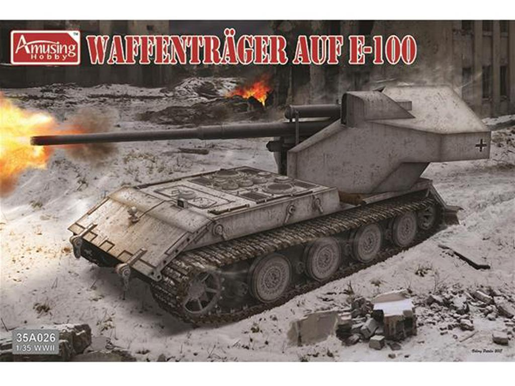 Waffenträger E-100 (Vista 1)