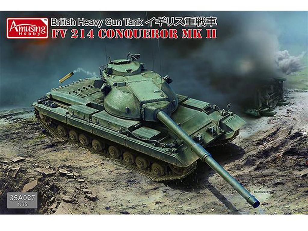 FV214 Conqueror Mk.II (Vista 1)