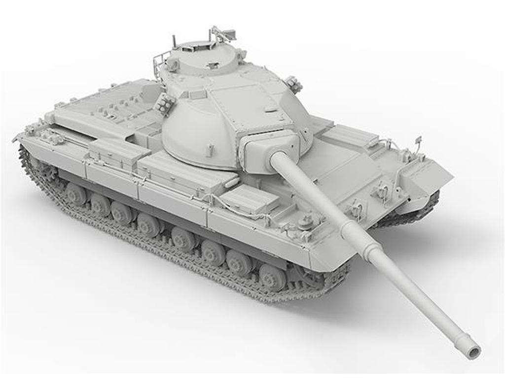 FV214 Conqueror Mk.II (Vista 2)