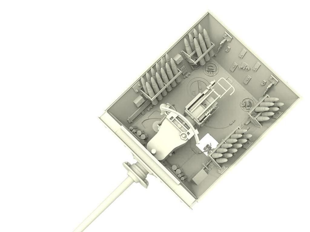 SD.Kfz.184 Ferdinand & 16t Strabokran (Vista 5)