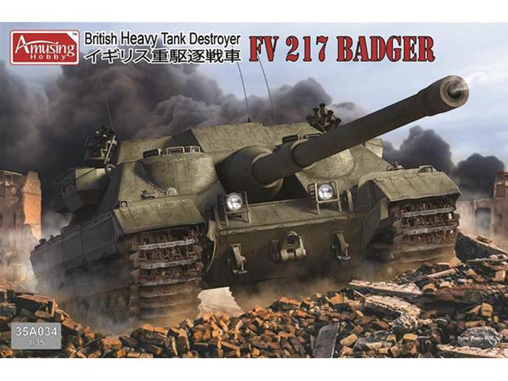 FV217 Badger (Vista 1)