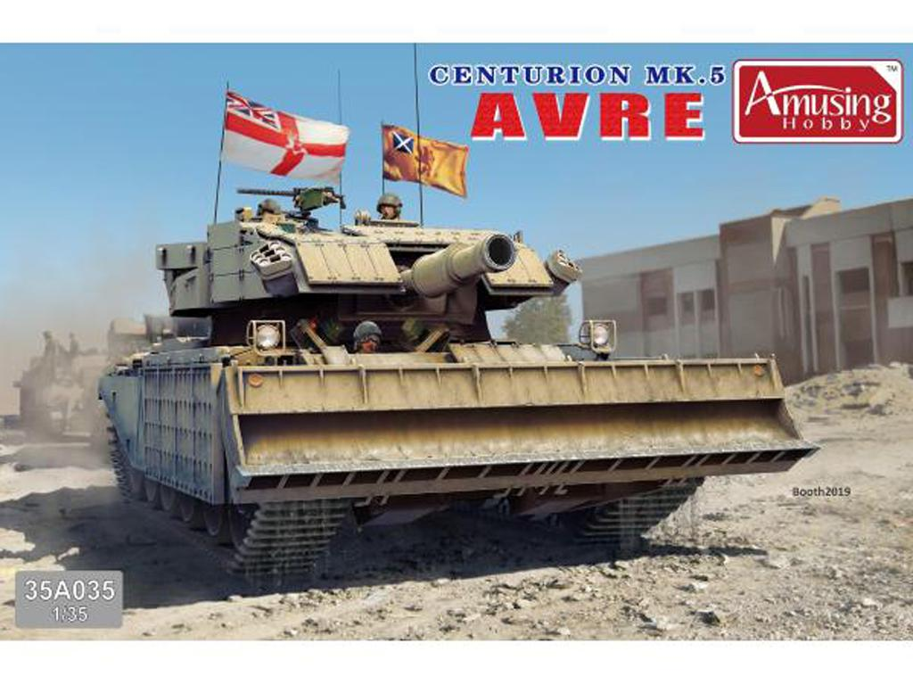 Centurion Mk.5 AVRE (Vista 1)