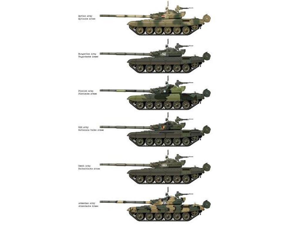 T-72M / M1 (Vista 3)