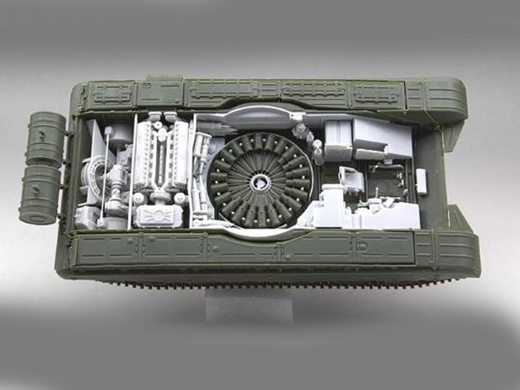 T-72M / M1 (Vista 4)