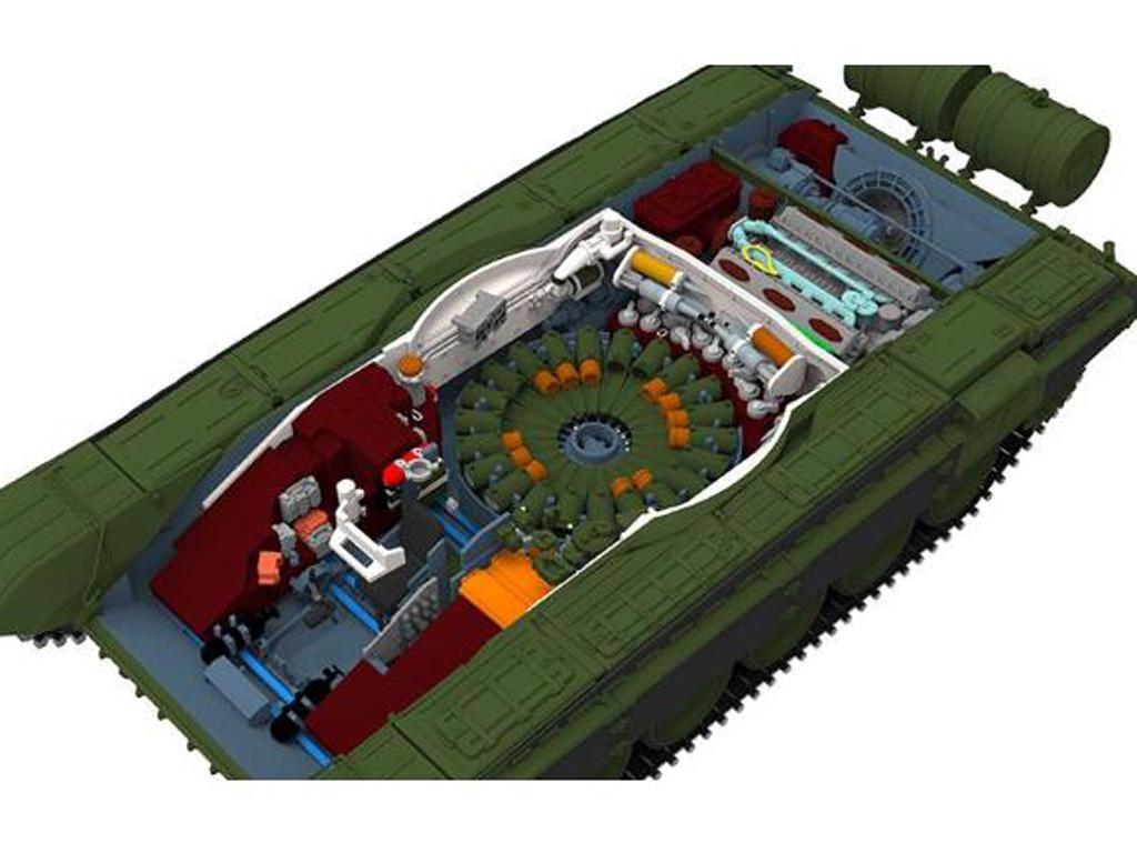 T-72M / M1 (Vista 7)