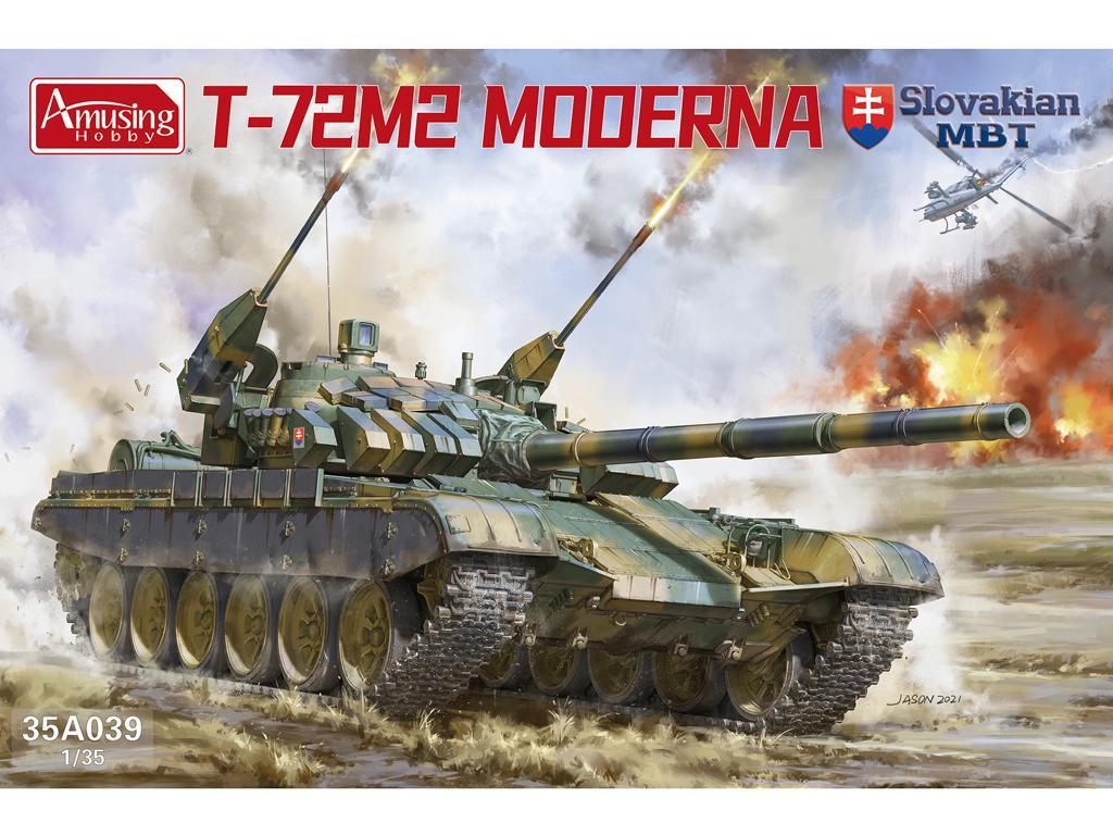 T-72M2  (Vista 1)
