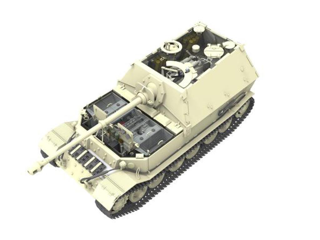 Schwerer Jagdpanzer Elefant Sd.Kfz.184 (Vista 3)