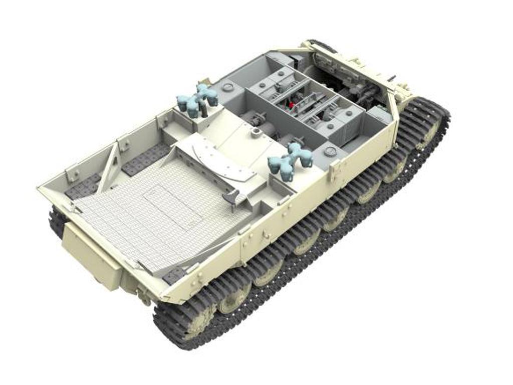 Schwerer Jagdpanzer Elefant Sd.Kfz.184 (Vista 4)