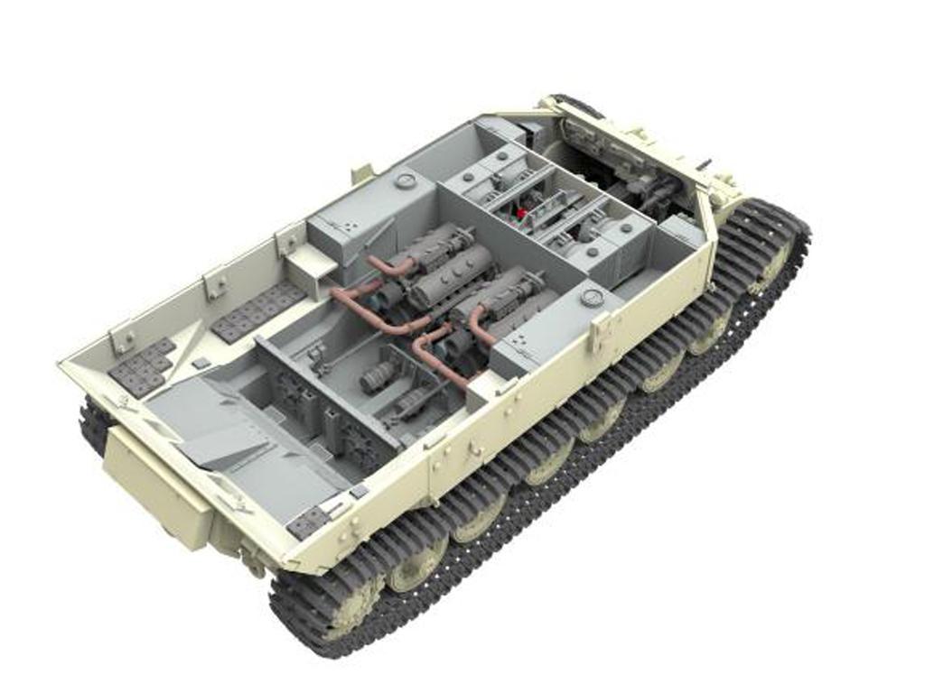 Schwerer Jagdpanzer Elefant Sd.Kfz.184 (Vista 5)