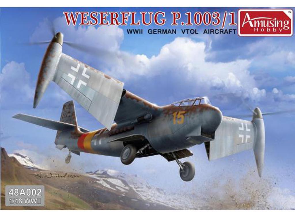 Weserflug P.1003/1 (Vista 1)