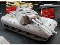 German 8,8cm Zwilling  Flakpanzer E100 (Vista 4)