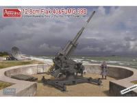 12,8cm Flak40 con FuMG 39D (Vista 7)