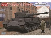 Pz.Kpfwg.VI Tiger(P) Truppenübfahrzeug (Vista 5)
