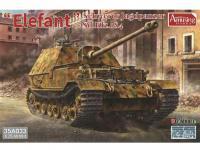 Schwerer Jagdpanzer Elefant Sd.Kfz.184 (Vista 10)