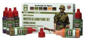 Waffen SS Camo colores de primavera - Ref.: ANDR-ACS015