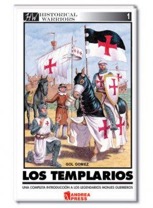 Los Templarios  - Ref.: ANDR-AP012E