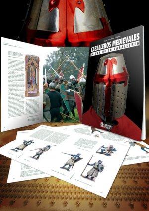 Caballeros Medievales. - Ref.: ANDR-AP029E