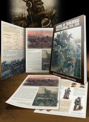 Guerra de Trincheras, Frente Occidental  (Vista 1)