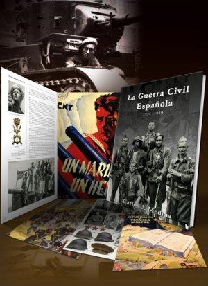 La Guerra Civil Española  (Vista 1)
