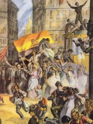 La Guerra Civil Española  (Vista 3)
