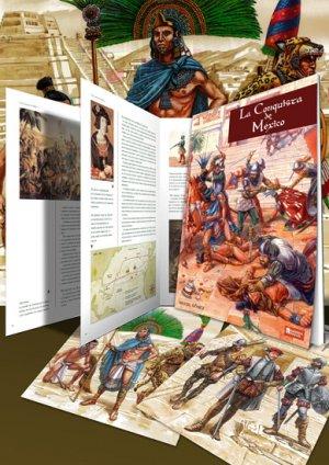 LA CONQUISTA DE MEJICO (INGLES)  (Vista 1)