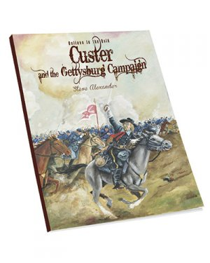 Custer and the Gettysburg Campaign  (Vista 1)