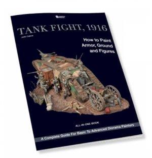Tank Fight, 1916 - Ref.: ANDR-AP052I