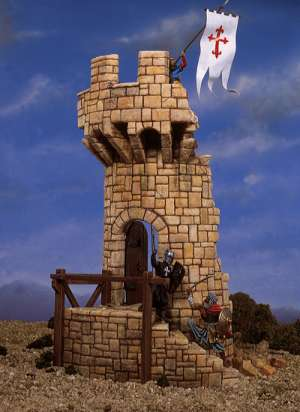 Torre Medieval - Ref.: ANDR-AS0002