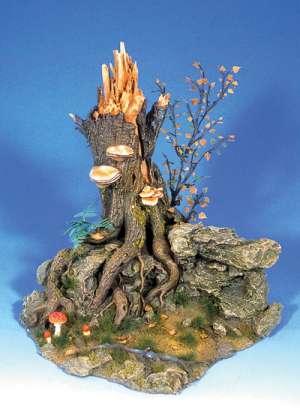 Escenario Natural con Cedro  (Vista 1)