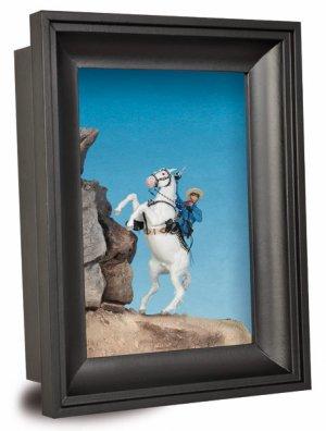 Clayton Moore. Dioramic Frame  (Vista 1)