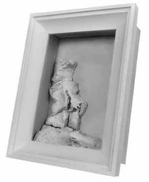 Clayton Moore. Dioramic Frame  (Vista 2)