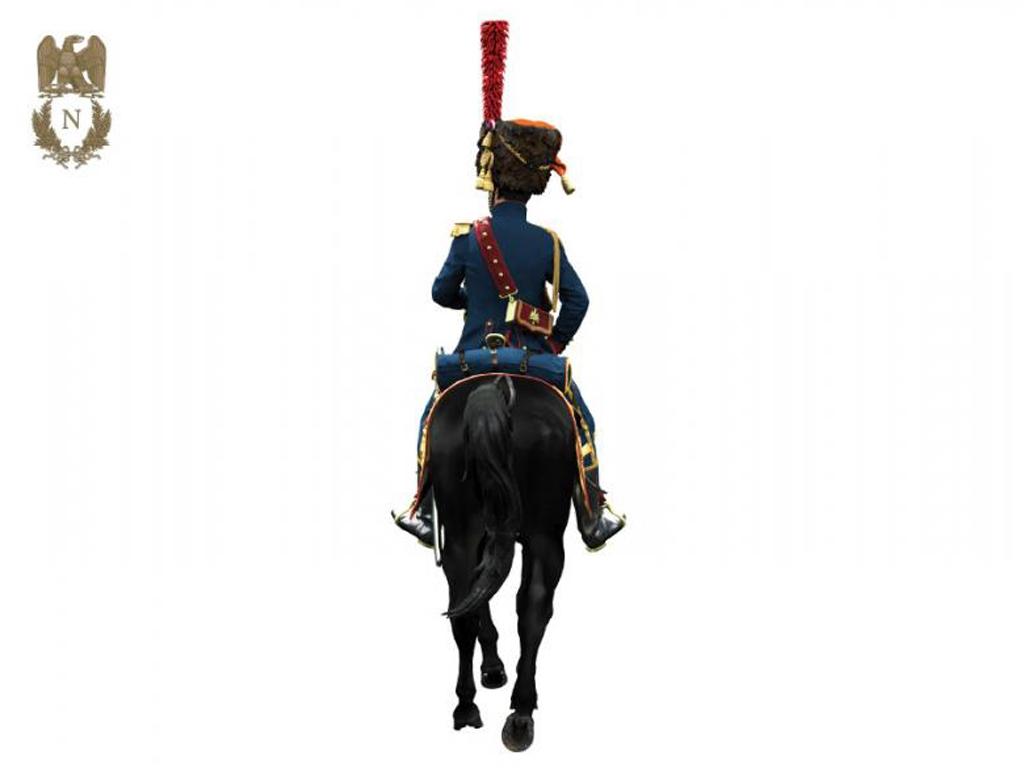Oficial de Artillería  Guardia Imperial  (Vista 5)