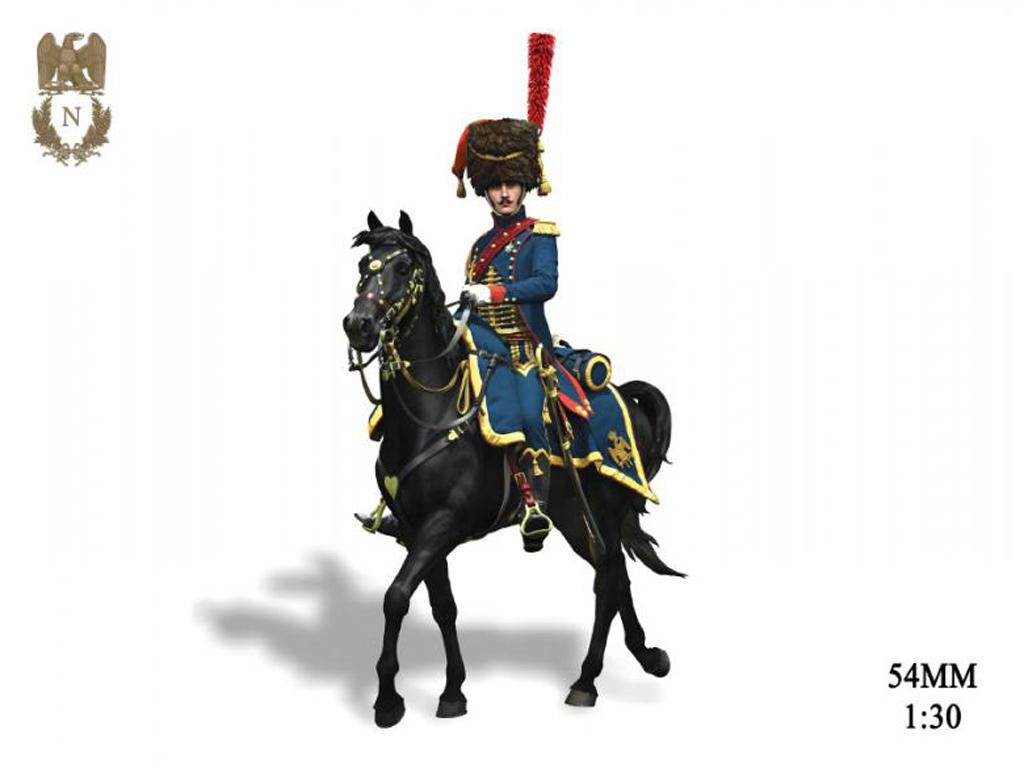 Oficial de Artillería de la Guardia Impe  (Vista 1)