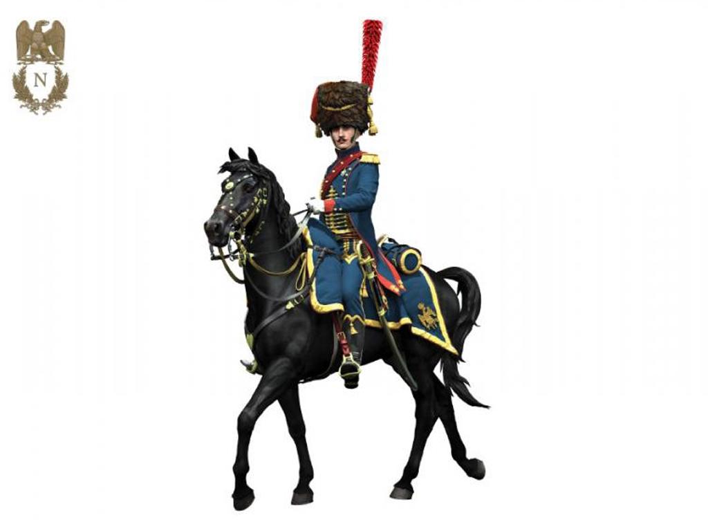 Oficial de Artillería de la Guardia Impe  (Vista 2)
