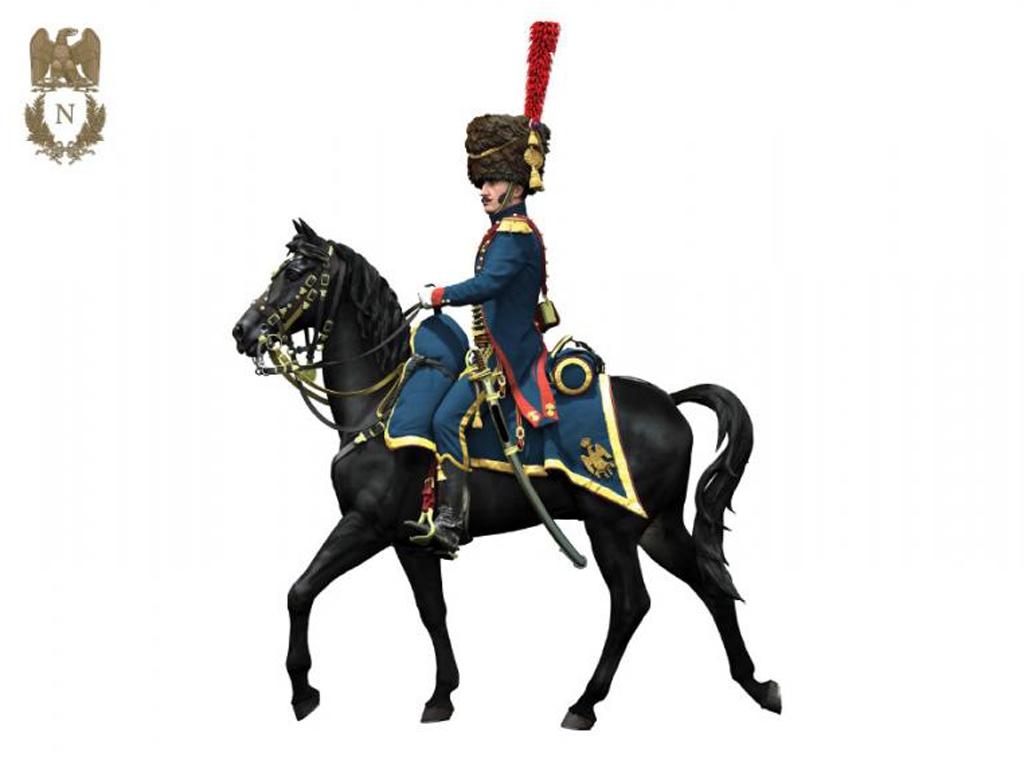 Oficial de Artillería de la Guardia Impe  (Vista 3)