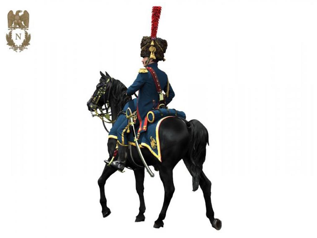 Oficial de Artillería de la Guardia Impe  (Vista 4)