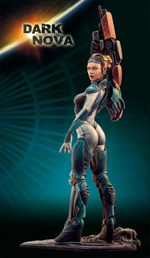 Mila Kusanagi, Firereach Commando  (Vista 1)