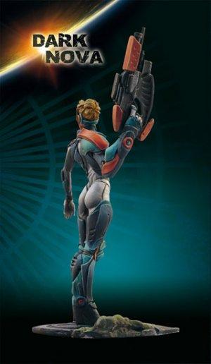 Mila Kusanagi, Firereach Commando  (Vista 2)