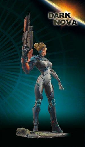 Mila Kusanagi, Firereach Commando  (Vista 3)