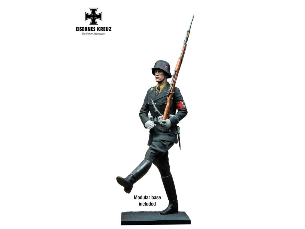 Soldat im Stechschritt LAH, 1939  (Vista 7)