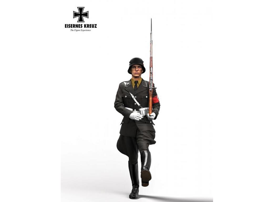 Soldat im Stechschritt LAH, 1939  (Vista 5)
