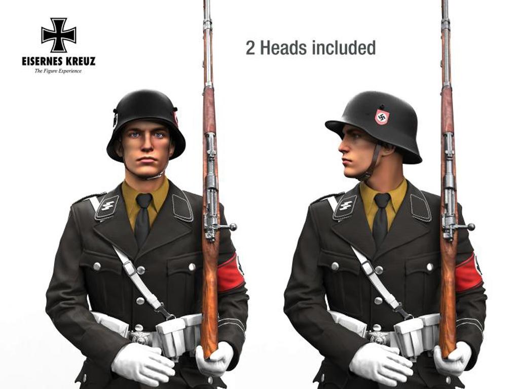 Soldat im Stechschritt LAH, 1939  (Vista 6)